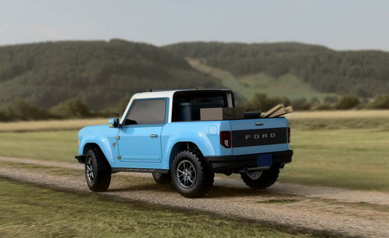 2021 Ford Bronco Colors Photos Suspension Pricing Accessories