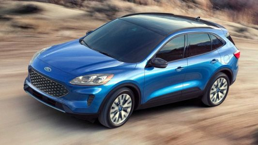 2021 Ford Ecosport Chevy Trax Mpg Suv Or Similar Modified Off