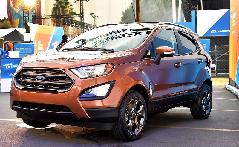2021 Ford Ecosport Details Hybrid Dimensions 2018 Specifications
