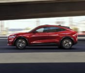 2021 Ford Mach E Officially Revealed All Electric Space