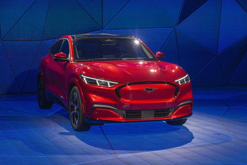 2021 Ford Mach E Range News Autopilot Availability