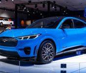 2021 Ford Mach E Specs 0 60 Horsepower Awd Colors