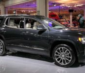 2021 Gmc Acadia Colors Dimensions Reviews Redesign