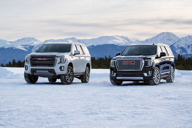 2021 Gmc Yukon At4 Xl Price Interior Clearance Order