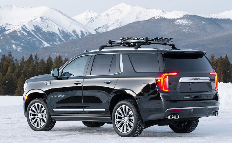 2021 Gmc Yukon Body Style Base When Will Be Available