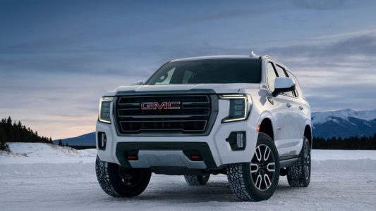 2021 Gmc Yukon Cargo Gas Mileage Shifter Ground