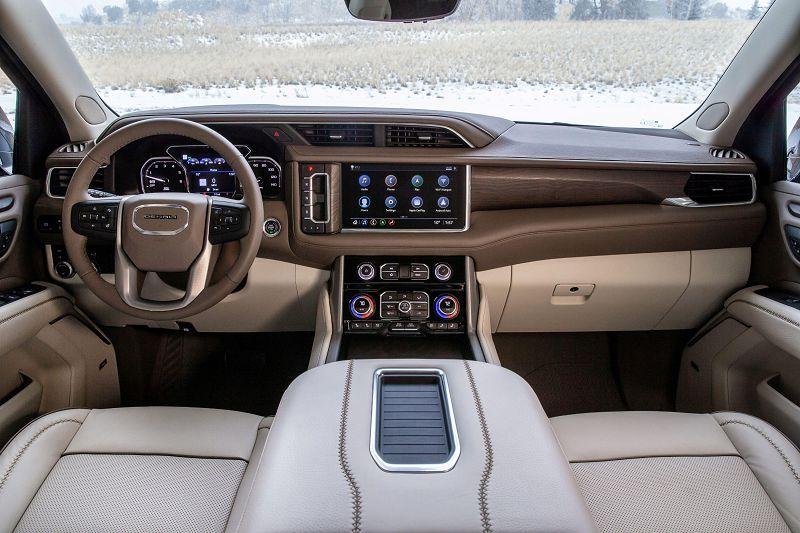 2021 Gmc Yukon Changes Car Driver Dimensions Height