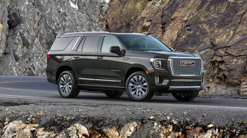 2021 Gmc Yukon Denali Diesel Colors Availability Images