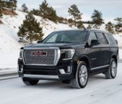 2021 Gmc Yukon Exterior Edmunds Event Fuel Hybrid