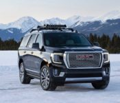 2021 Gmc Yukon Msrp Cost Engine Options Metallic