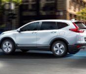 2021 Honda Cr V Cost 2022 Design Ex Exterior