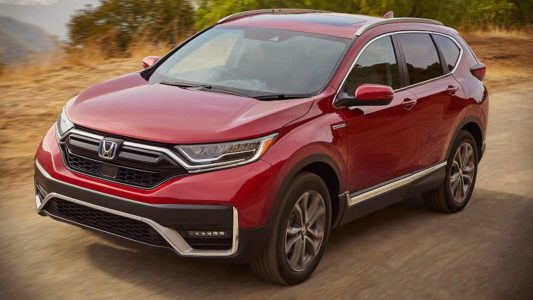 2021 honda cr-v, 2021 honda crv hybrid review - design