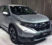 2021 Honda Cr V Hybrid Touring Release Date