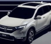 2021 Honda Cr V In Spy Photos Redesign Images