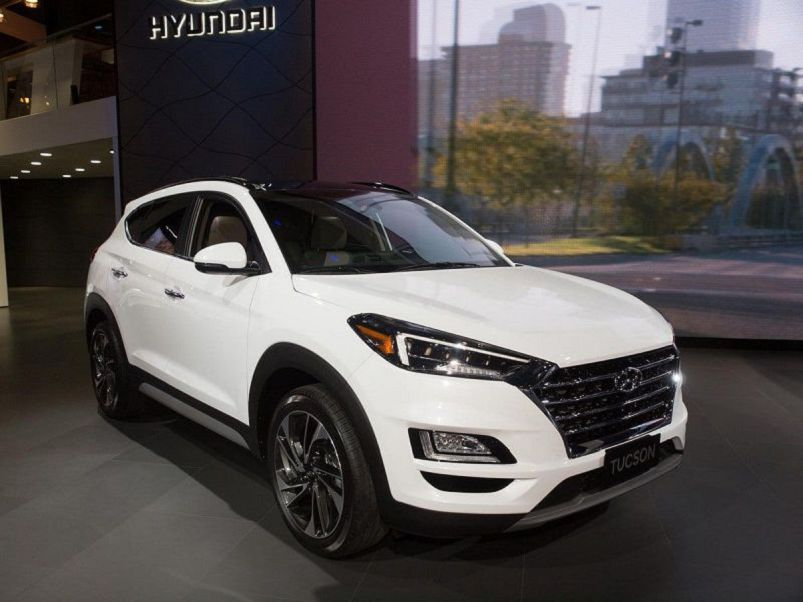 2021 Hyundai Tucson N Line Series Tail Around Consumer Report Customer
