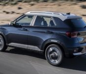 2021 Hyundai Venue And Kona Venue+india 2019 Floor