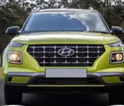 2021 Hyundai Venue Green Apple Color Compare Details Suv