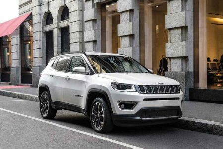 2021 Jeep Compass 2012 Parts Lease 2016