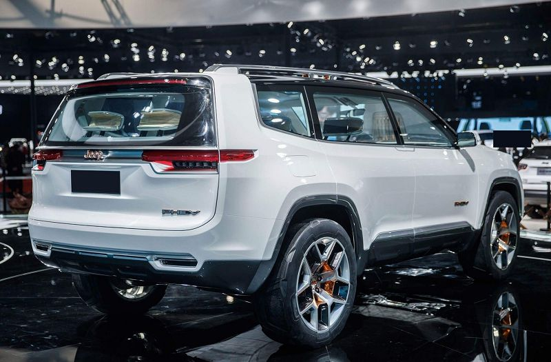 2021 Jeep Compass Interior India All New
