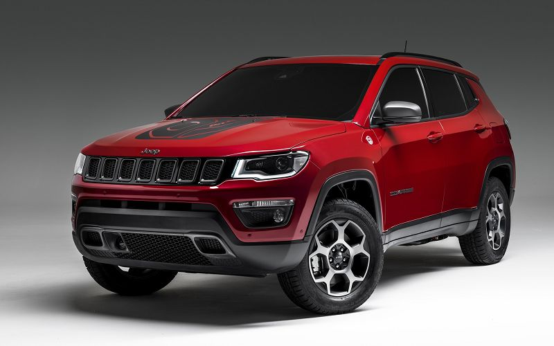 2021 Jeep Compass Vs Cherokee Off Road Gas Mileage