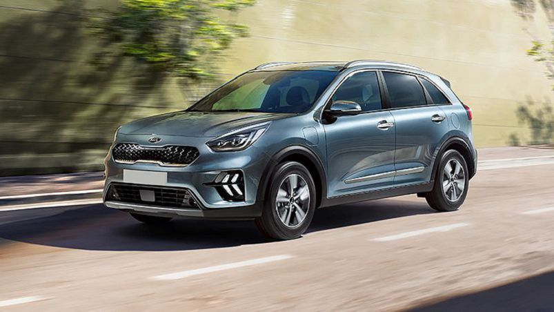 2021 Kia Niro Plug In Mexico Nuevo Cabin Air Filter