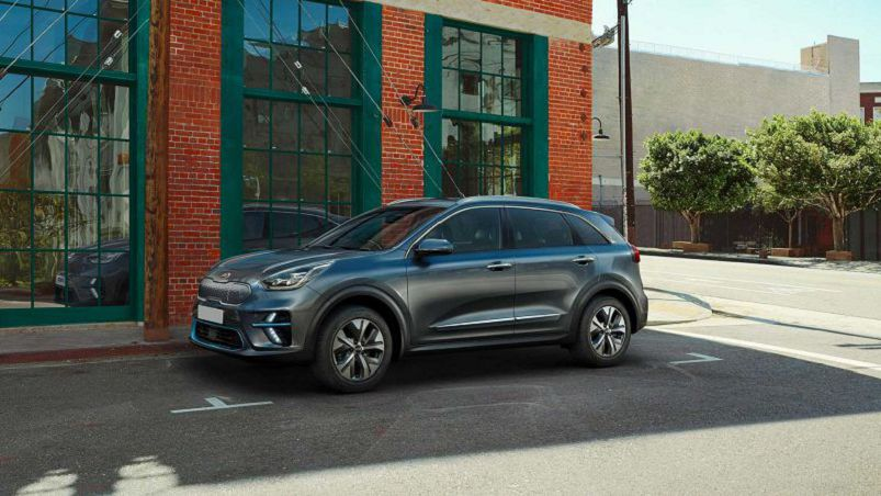 2021 Kia Niro Reviews Specs Price Charge Headlight