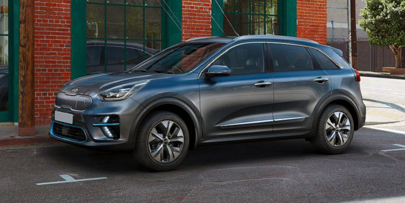 2021 Kia Niro Touring Trim Levels App Interior
