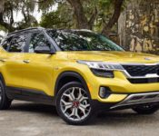 2021 Kia Seltos Suv Availability Australia Build