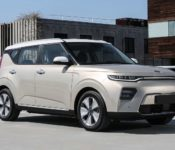 2021 Kia Soul Exclaim Commercial Hybrid Interior