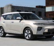 2021 Kia Soul Exclaim Commercial Hybrid Interior