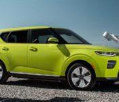 2021 Kia Soul News Colors Premium Electric