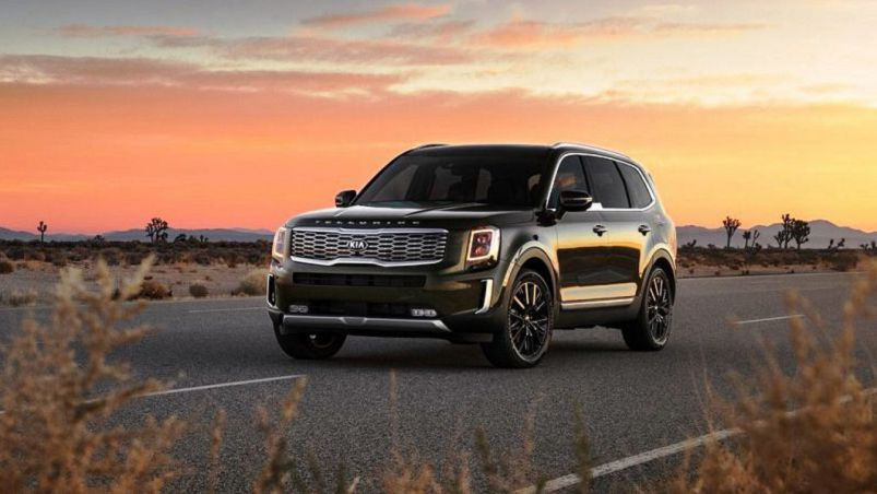 2021 Kia Telluride Levels Used Near Me Wheels Running Boards Headlight