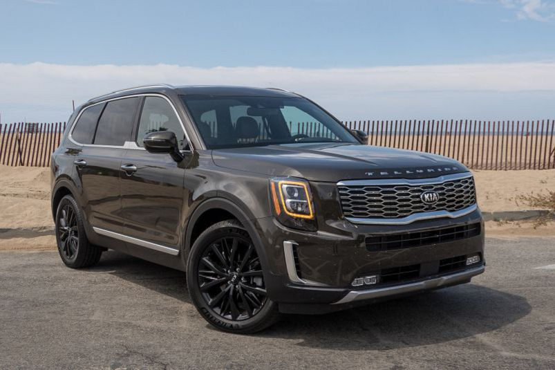2021 Kia Telluride Palisade Dimensions Accessories Incentives