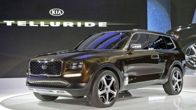2021 Kia Telluride Price For Sale Pictures Ex Lx Commercial Offroad