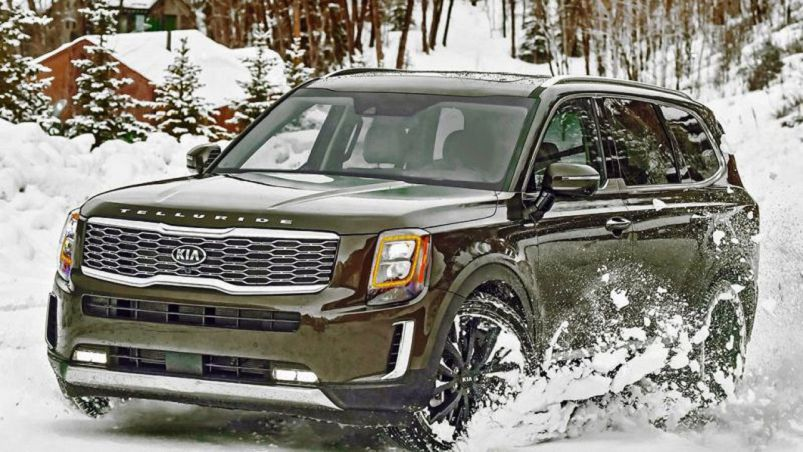 2021 Kia Telluride Release Date News Forum Games All Weather Floor