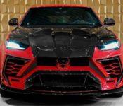 2021 Lamborghini Urus 2018 Inside Mansory Wikipedia