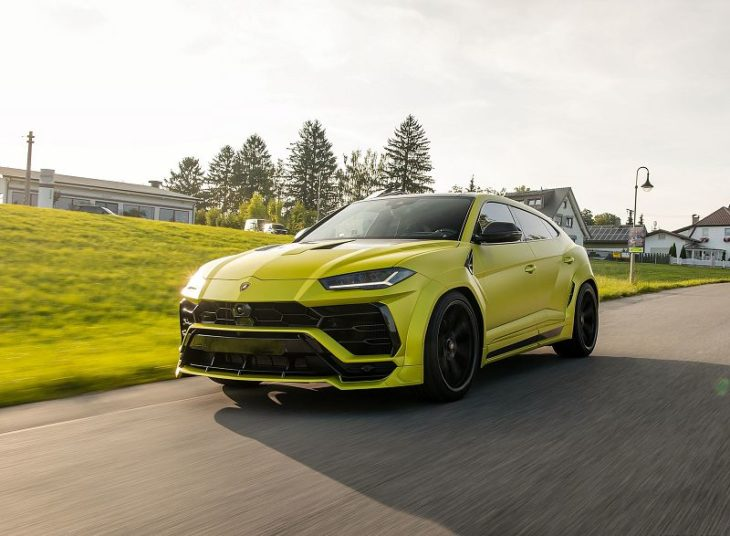 2021 Lamborghini Urus 4wd Cost Msrp My20 Sound Exhaust