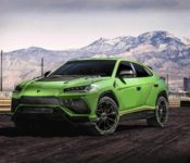 2021 Lamborghini Urus Performante 4d St X Performance