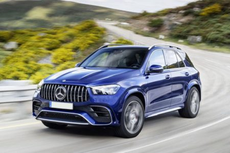 2021 Mercedes Amg Gle 63 S Bmw X6m 4matic+