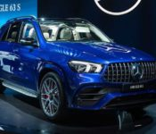 2021 Mercedes Amg Gle 63 S Coupe Suv Price