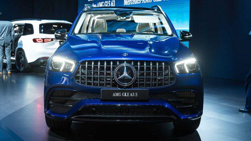 2021 Mercedes Amg Gle 63 S Ss 4matic Se