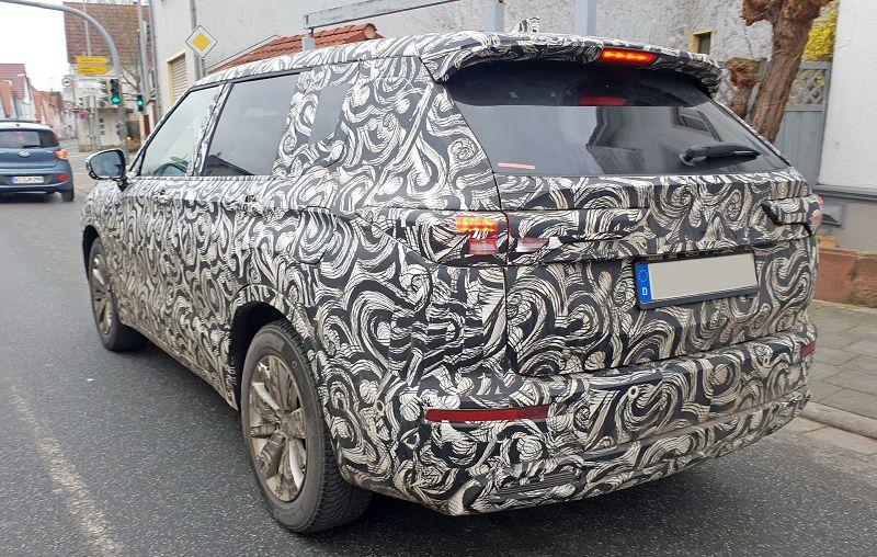 2021 Mitsubishi Outlander Phev Sport Interior Gt Space Cost