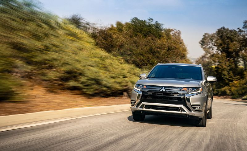 2021 Mitsubishi Outlander Range Price Engine Plug In