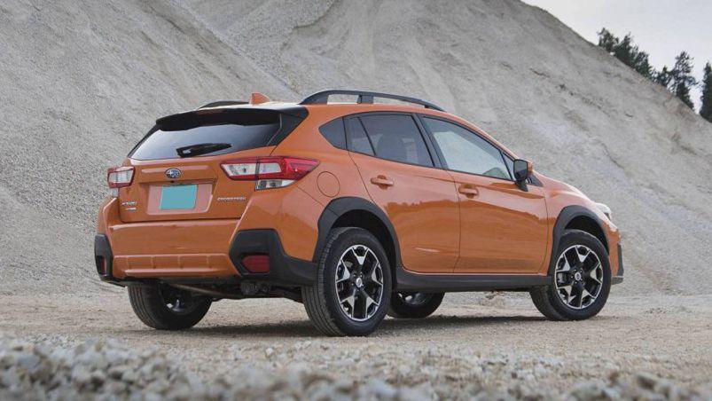 2021 Subaru Crosstrek 2.5 Reviews Package Specs Floor Mats Wikipedia 2016