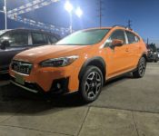 2021 Subaru Crosstrek Chart Xt 2020 Oil Windshield Wipers Roof