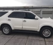 2021 Toyota Fortuner All New Colombia Build Boot