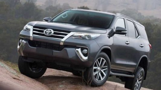 2021 Toyota Fortuner Autodeal And Highlander The Weight Pictures