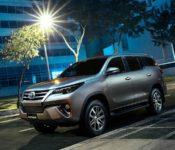 2021 Toyota Fortuner Facelift Philippines Thailand Model
