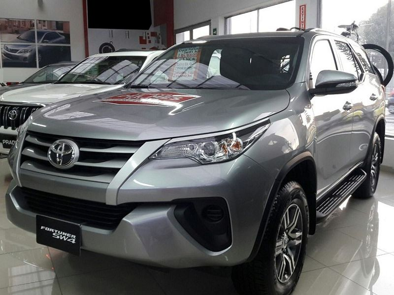 2021 Toyota Fortuner For 2015 2016 Inside Cost
