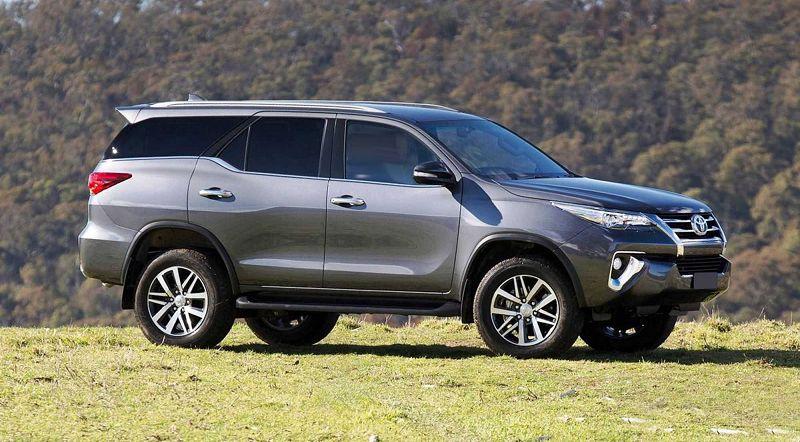 2021 Toyota Fortuner Interior In Nueva Nuevo Test
